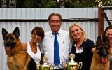 12.08.2012, Russische Siegerschau, Moskau, 2VA in der GHKL-H, Richter SV - Peter Odermatt (Schweiz).